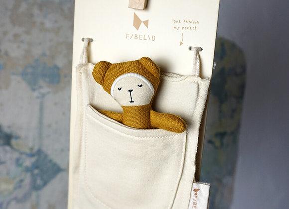 Fabelab, Pocket Friend - Bear