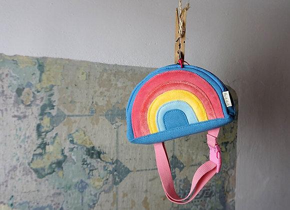 Rockahula Kids, Bauchtasche - Rainbow Bright Bum Bag