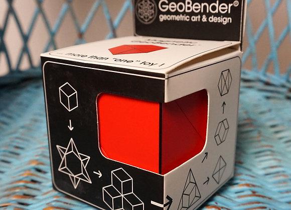 GeoBender, Magnetic Transforming Cube - Primary