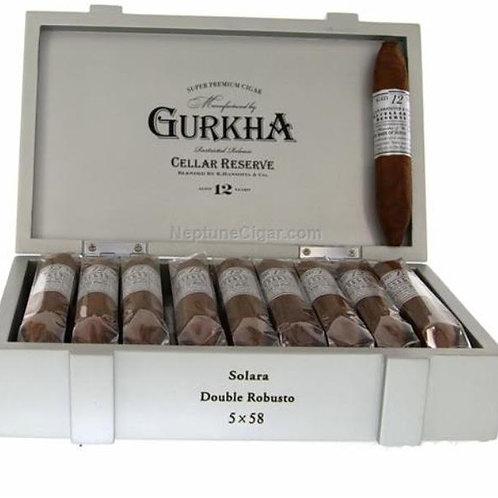 Gurkha Cellar Reserve  Platinum Solara 4 Pack