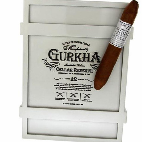 Gurkha Cellar Reserve Platinum Hedonism 4 Pack