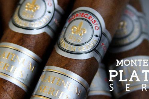 Montecristo Platinum Toro 5 Pack
