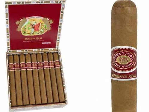 Romeo Y Julieta Reserva Real Churchill 5 Pack