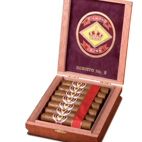 Diamond Crown Natural #5 4 pack