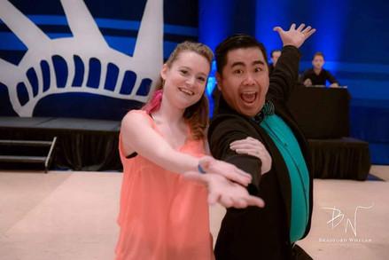 Arjay Centeno & Julie