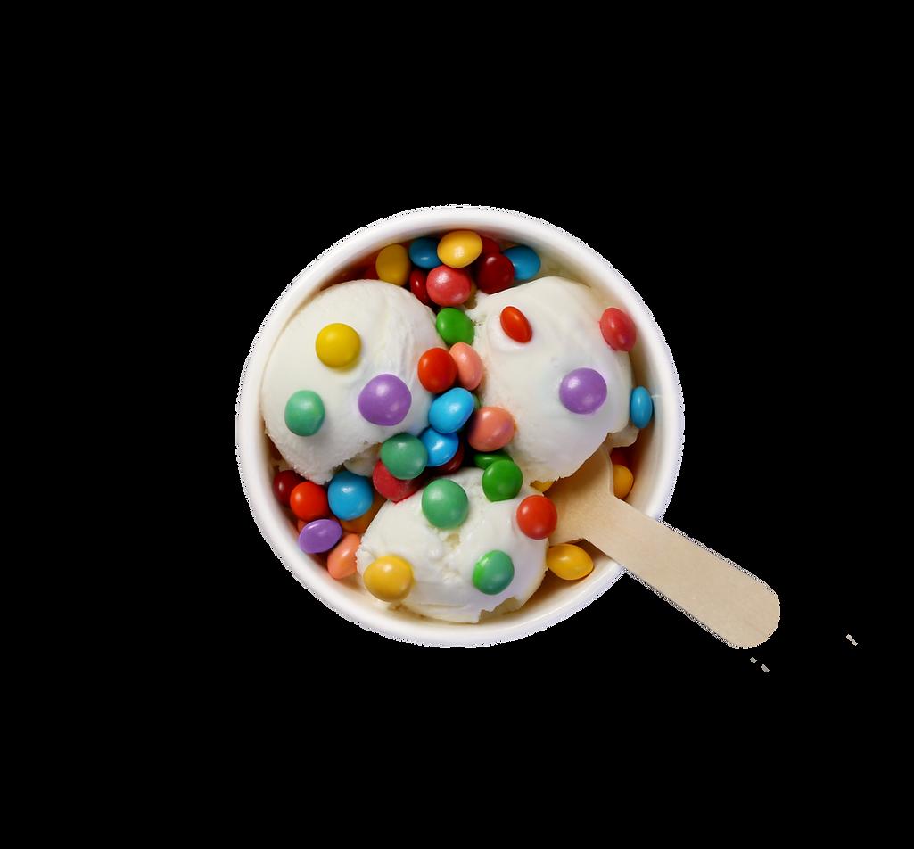 Ice Cream Parlor Website Template | WIX