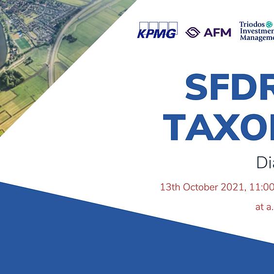 SFDR & EU Taxonomy Dialogue Session