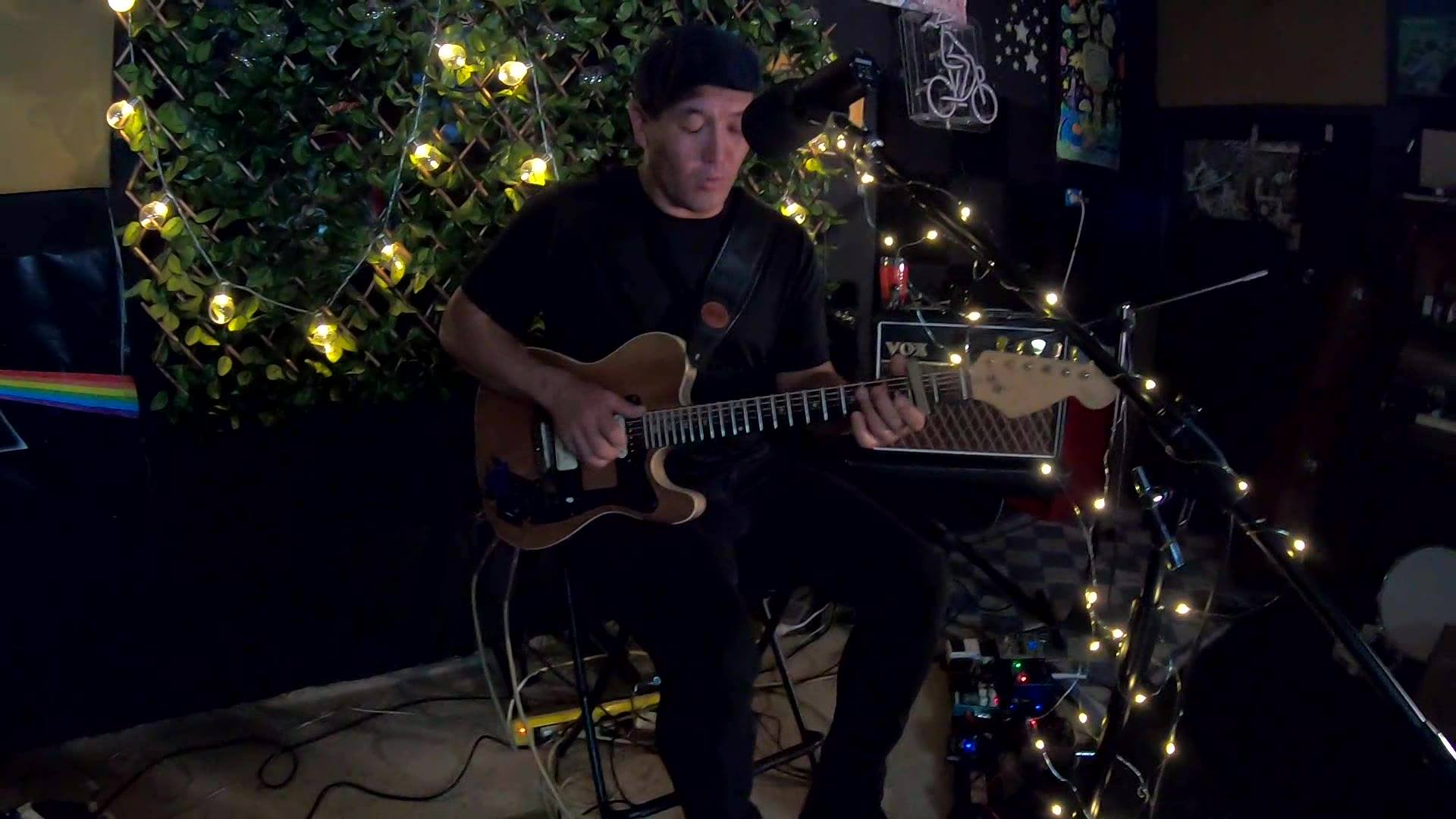 Dean Haitani - Time - Live at Charlie's Place