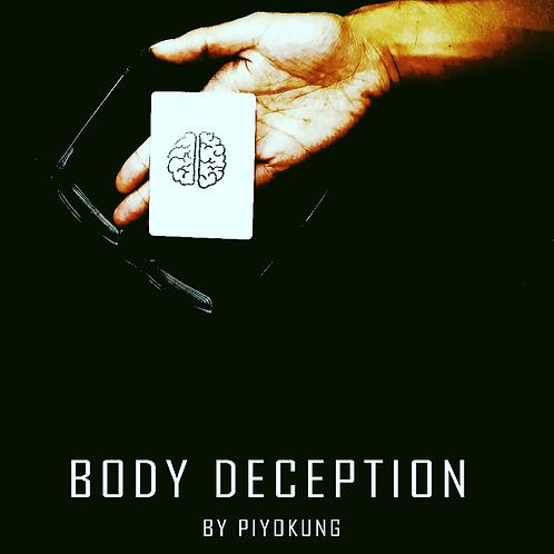 Body Deception by Piyokung