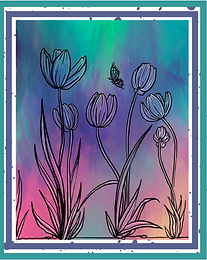 Mother's Day Acrylics: with Miguel Flores