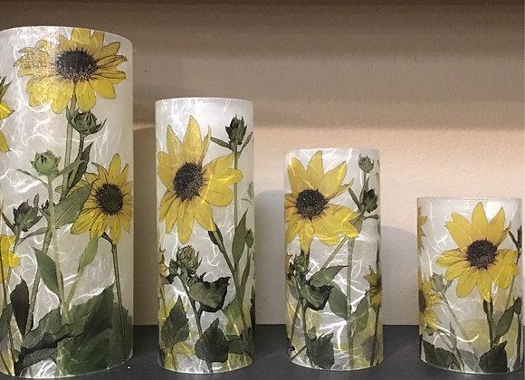 Sunflower Kandle Kuff