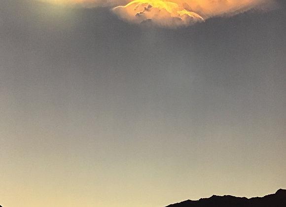 Gossamer Sky Above Wheeler Ridge