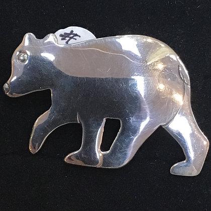 #20 Bear Broach