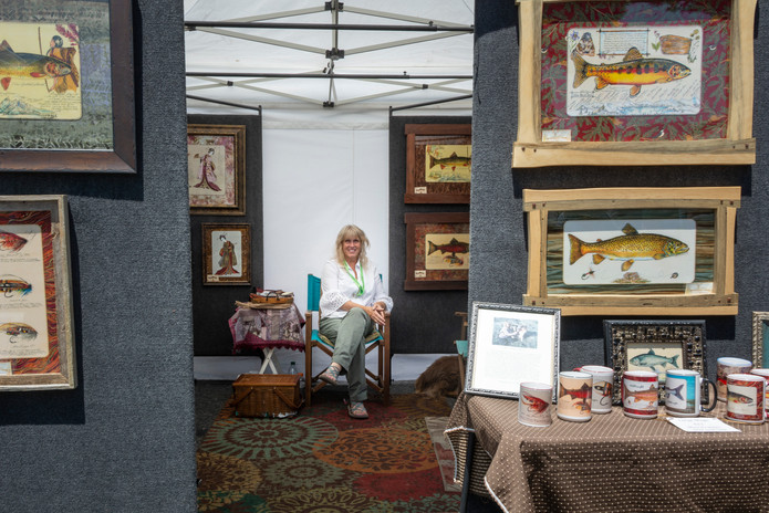 Mammoth Lakes Arts On The 4th