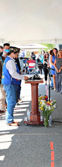 Prayer During Dedication Ceremony