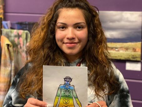 Student Spotlight: Angelica, MHS 11th Grade Student