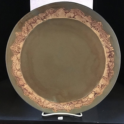 Agate, South Owens, Large Plate