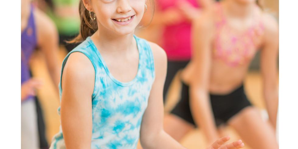 Mono Makes Art: Dance with Tajia for K-5th Grades