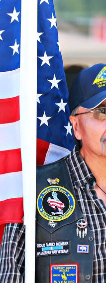 Patriot Guard Honor Guard