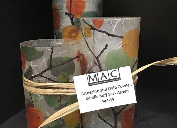 Kandle Kuff Set - Aspen