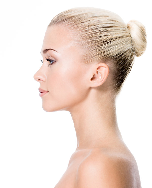 Profile-portrait-of--young-blond-woman-5