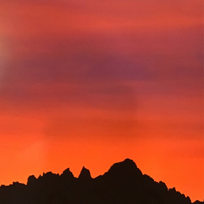 Mt. Whitney Westward