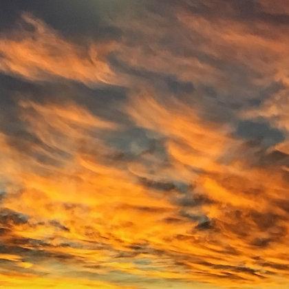 Cirrus Sunrise
