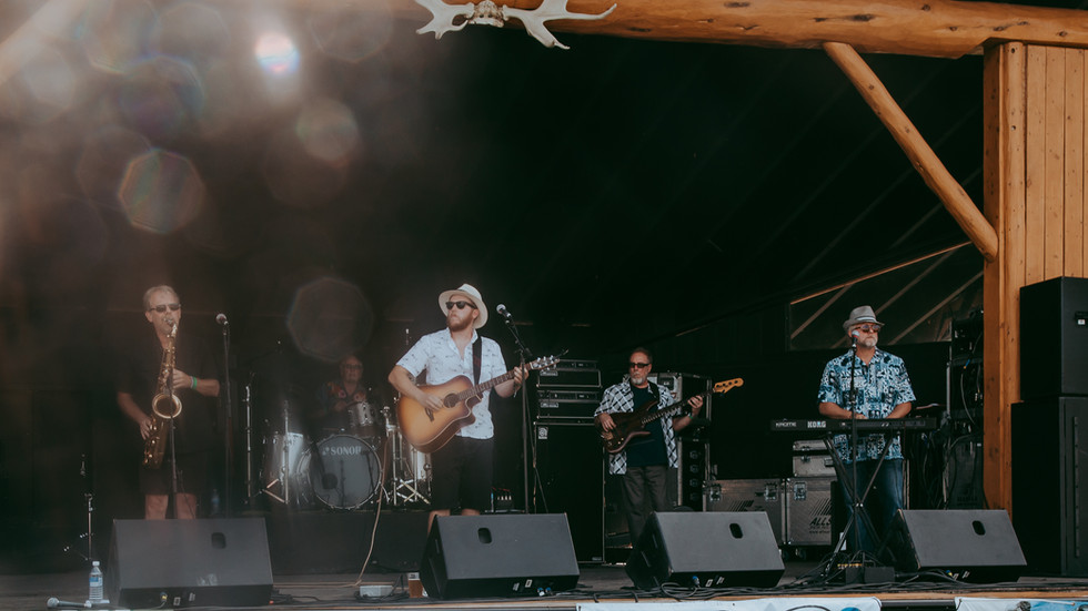 Wild Mountain Music Festival