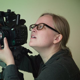 Tine DiLucia, cinematographer ©Elizabeth Mealey