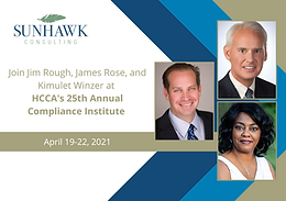 Join SunHawk at the 25th Annual HCCA Compliance Institute