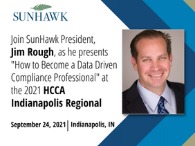 Jim Rough presenting at the 2021 HCCA Indianapolis Regional!