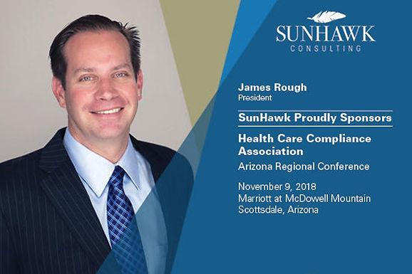 SunHawk Sponsors 2018 Scottsdale HCCA Regional Conference