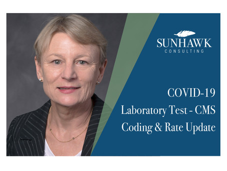 COVID-19 Lab Tests - Coding & Rate Updates from CMS