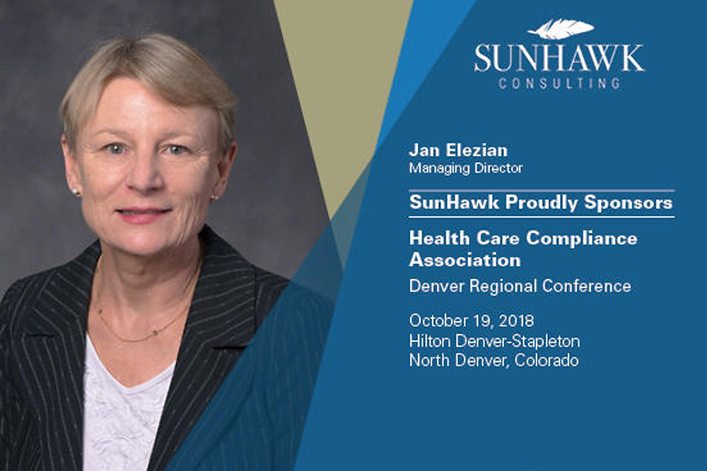 A professional headshot of Jan Elezian, SunHawk Consulting