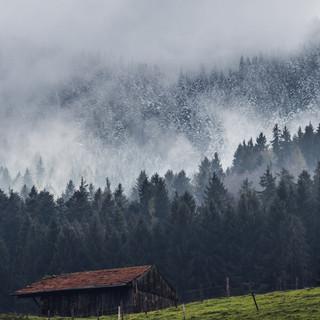 Немецкие альпы