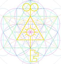 símbolo La Meditación de la Llave Mariana
