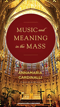 Music and Meaning in the Mass Book Cover