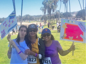 Renewing my committment: supporting the Epilepsy Foundation