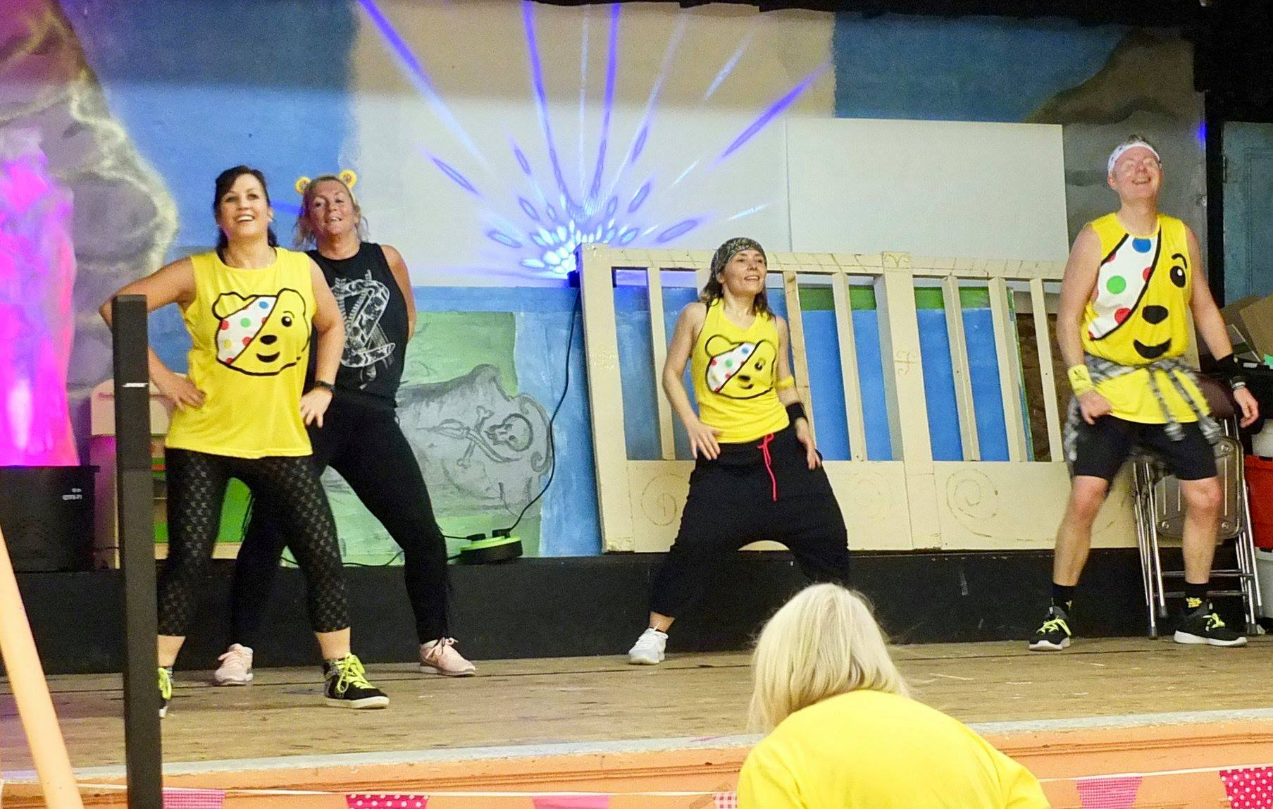 Zumba In Newquay for CIN