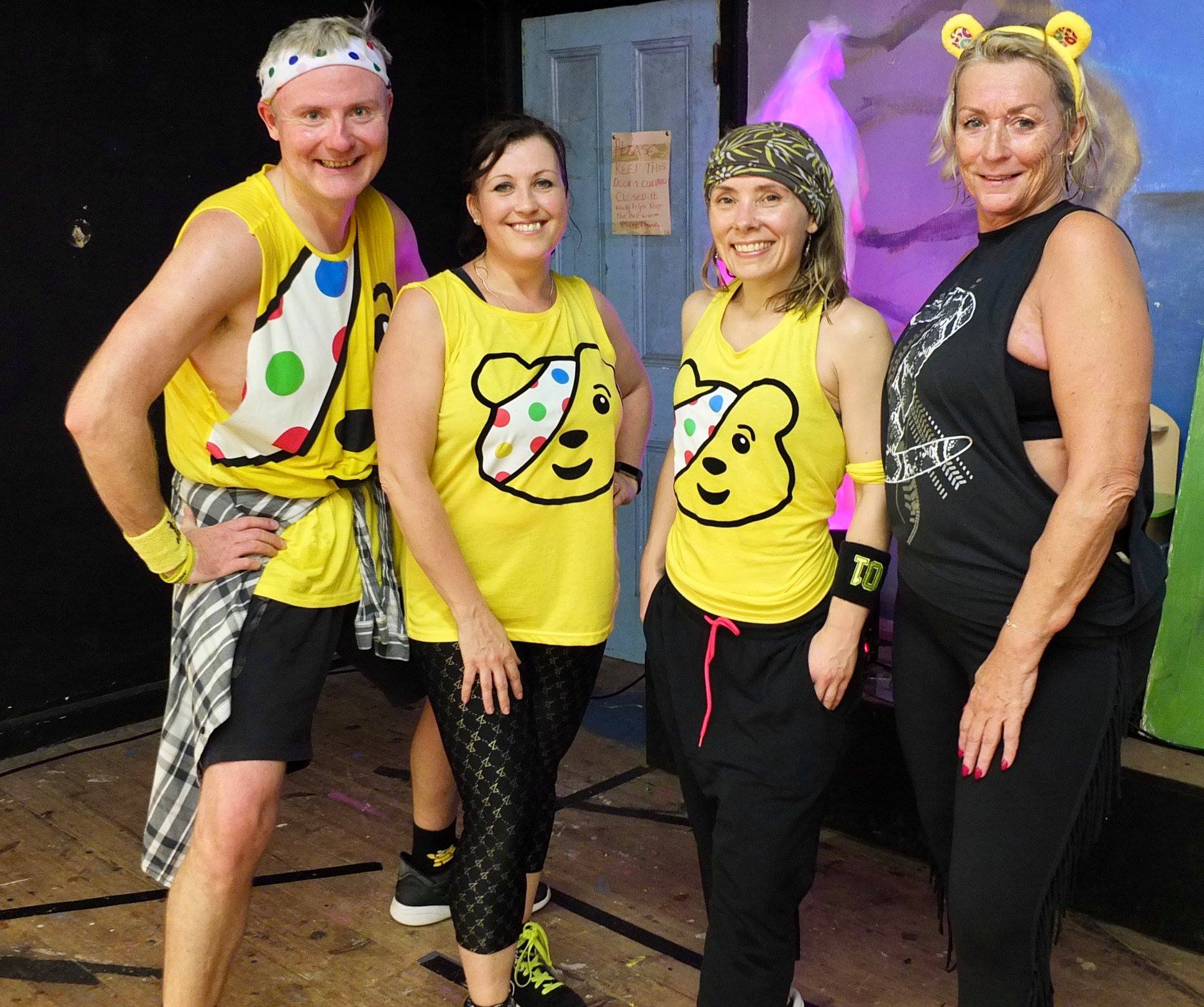 Zumba In Newquay for Children in Nee
