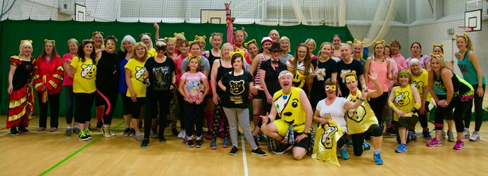 BBC Children In Need Zumba Party