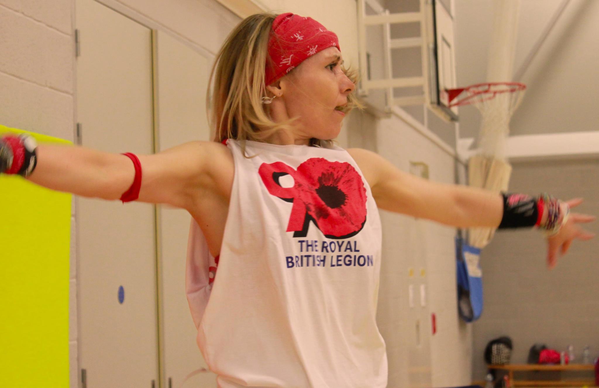 Poppy Appeal Fund Raiser