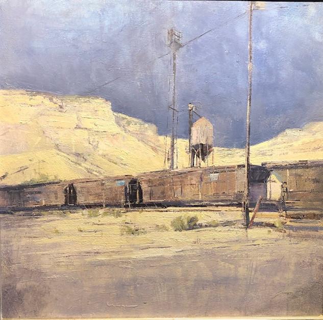 """Andrejz Skorut  """"Helper Landscape"""""""