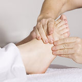 foot-reflexology-complementary therapy