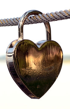 Data protection-privacy-secure-lock-heart