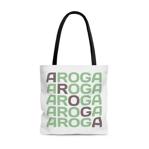 Aroga Tote Bag