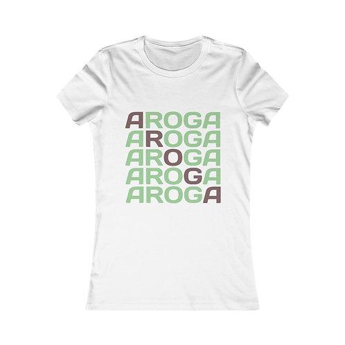 Aroga Women's Favorite Tee
