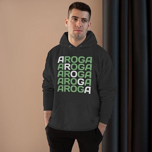 Aroga Unisex EcoSmart® Pullover Hoodie Sweatshirt