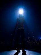 Enrique Iglesias performs at Jingle Jam