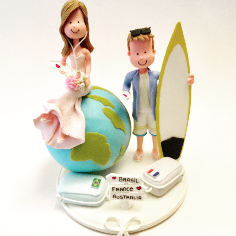 wedding-cake-topper-globe-13